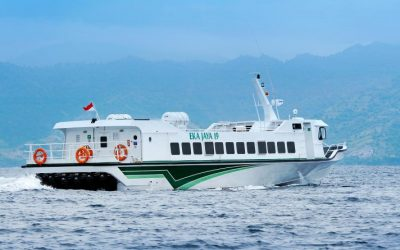 From Bali to Gili Islands By Fast Boat